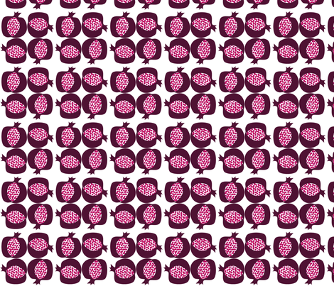 dotty_pom fabric by antoniamanda on Spoonflower - custom fabric