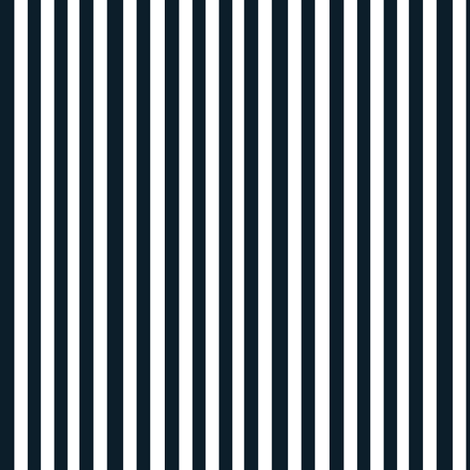 navy stripe fabric by paragonstudios on Spoonflower - custom fabric