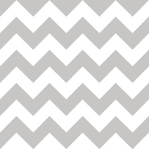 Chevrons Gray