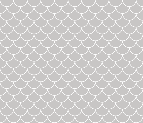 Gray Scales fabric by alihenrie on Spoonflower - custom fabric