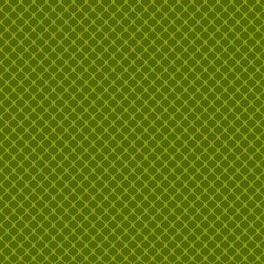 Papa's lattice (green)