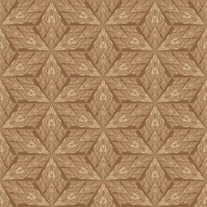 Organic texture look Op Art Stars © Gingezel™ 2012