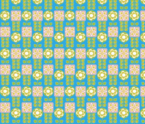 blumerosa fabric by jodysart on Spoonflower - custom fabric