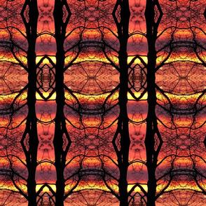sunset filigree