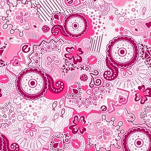 Flamingo Paradise Berry