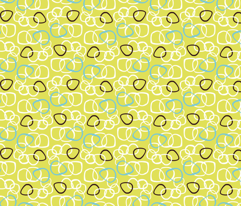 Dot  fabric by happy_to_see on Spoonflower - custom fabric