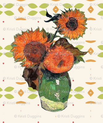Van Gogh's Sunflowers | Southwest Style