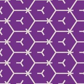 Honeycomb Motif 4