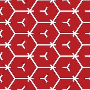 Honeycomb Motif 6