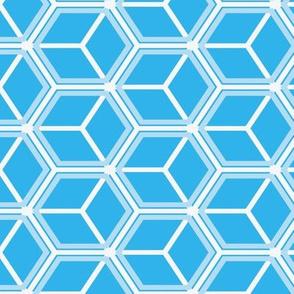 Honeycomb Motif 15