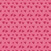 Flower Paisley Dot pink