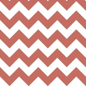 Two Chevrons Make A Right: Red