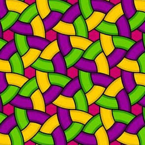 01271356 : interlocking rings x3