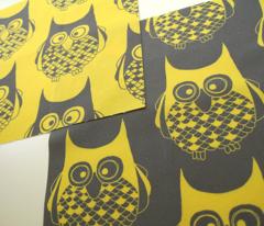 Hootie Cutie Owl Geaux Black