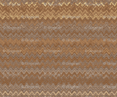 Ombre Stripe in Browns © Gingezel™ 2012