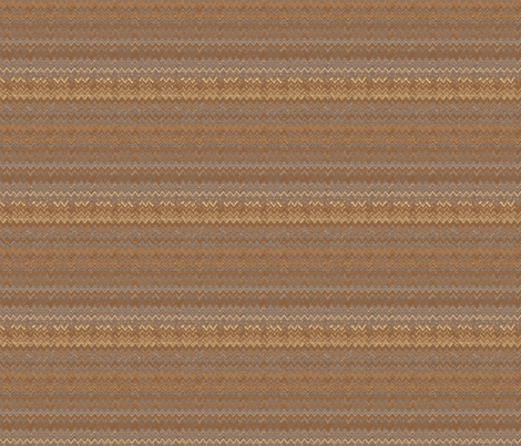 Ombre Stripe in Browns © Gingezel™ 2012 fabric by gingezel on Spoonflower - custom fabric