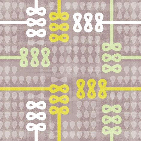 Here We Go Loop-De-Loop fabric by spoonnan on Spoonflower - custom fabric