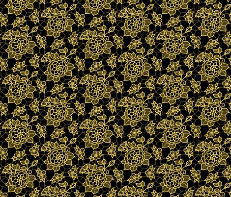 Rrrrgold_lace_flower_2_small_black_shop_preview