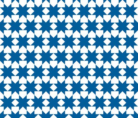nova fabric by flowerpress on Spoonflower - custom fabric