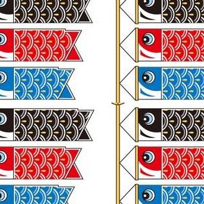 Koinobori Banners