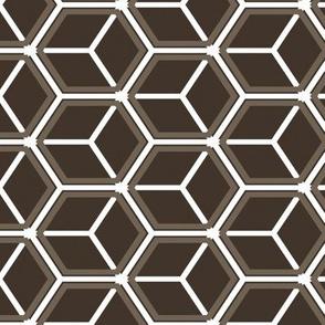 Honeycomb Motif 23