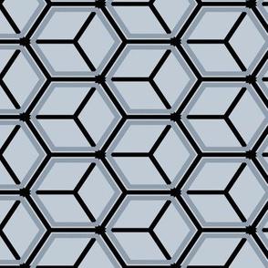 Honeycomb Motif 24