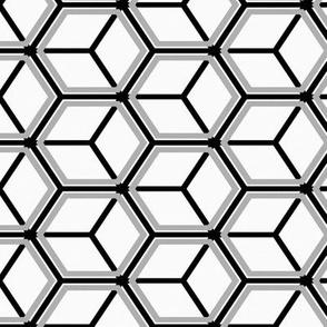 Honeycomb Motif 25