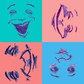 Rrhappyfaces_coral_60pc_small_shop_thumb