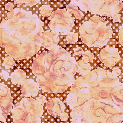Rusty dusty rose