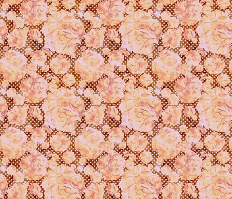 Rusty dusty rose fabric by keweenawchris on Spoonflower - custom fabric
