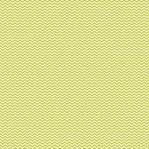 Lime Chevron