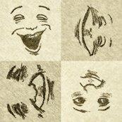 Rrrhappyfaces_textured_2_parchment_60pc_small_shop_thumb