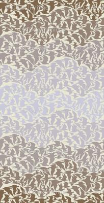 Flight of Pigeons (brown)