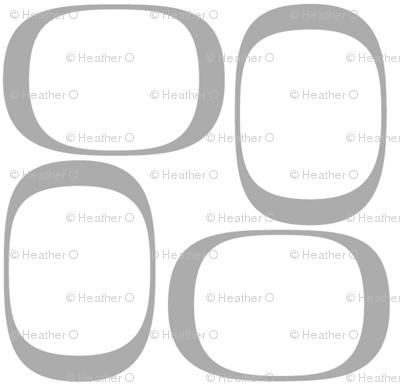 Gray Ovals