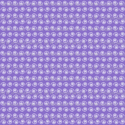 Snail on Lavender.