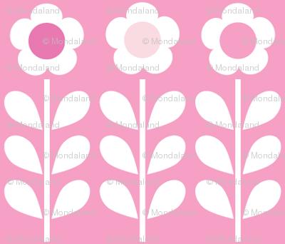 Pink Multi Flower