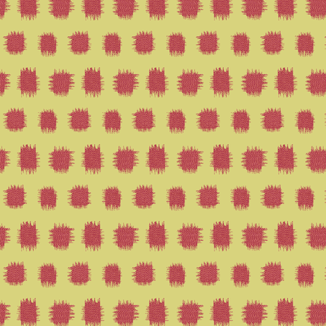 Ikat_Dot fabric by modernprintcraft on Spoonflower - custom fabric