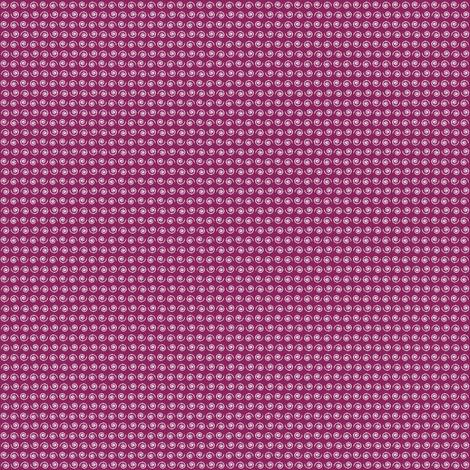 Snail on Boysenberry. fabric by rhondadesigns on Spoonflower - custom fabric