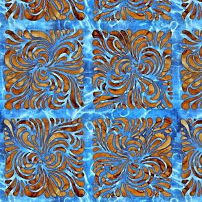 ocean batik