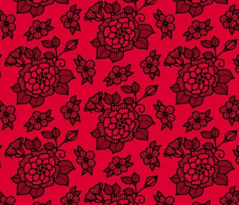 Rrrrrrrblack_flock_flower_2_on_red_cloth_shop_preview