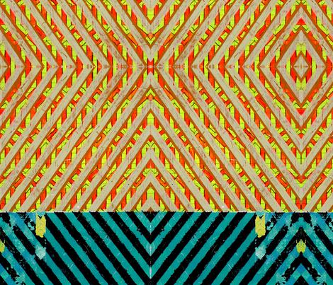 ny1217 fabric by jennifersanchezart on Spoonflower - custom fabric