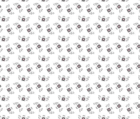 Companion Cube Angel fabric by cola82 on Spoonflower - custom fabric