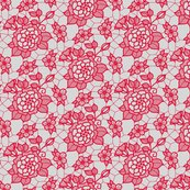 Rrrrrrrrrrrtriple_pink_lace_flower_2_on_silver_cloth_shop_thumb