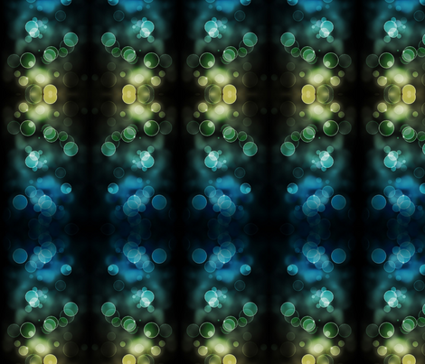 Lights in the Darkness fabric by flyingfish on Spoonflower - custom fabric