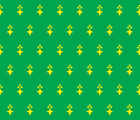 pean_vert fabric by blakelock on Spoonflower - custom fabric