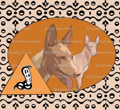 The Pharaoh Hound Of Ancient Egypt