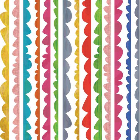 Stripe Textured fabric by heidiryancreative on Spoonflower - custom fabric