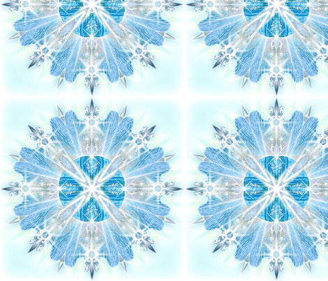 Water_crystal fabric by miguel_issa on Spoonflower - custom fabric