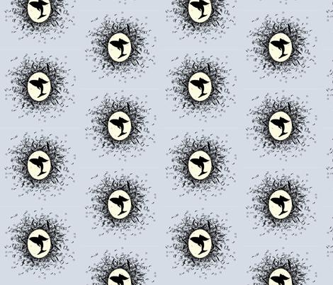 The Windfish Awakens fabric by pleonastication on Spoonflower - custom fabric