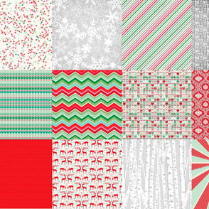 Christmas 2014 Pattern Sampler